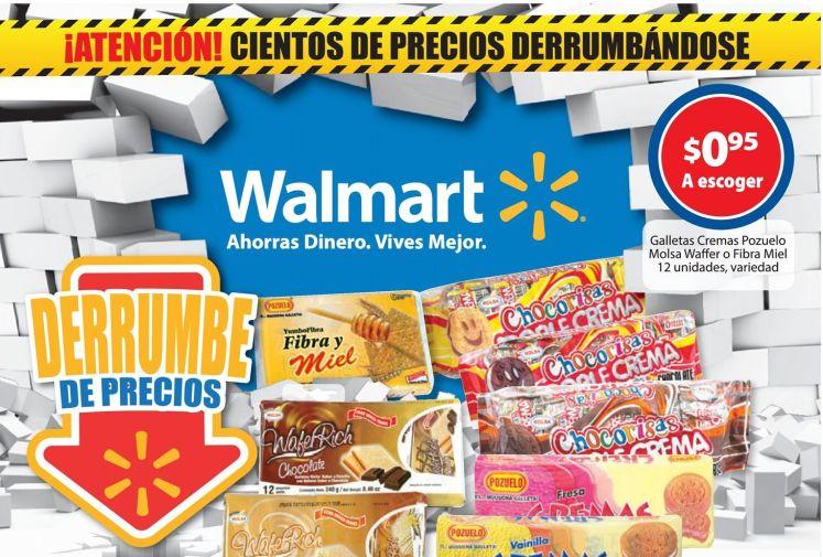 Fin de semana WALMART descuentos - 03ene15