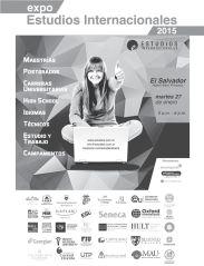 International Study expo 2015