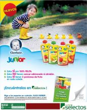 JUNIOR GERBER fruit meal - 16ene15