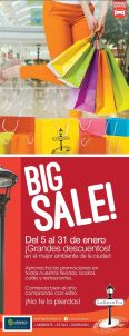 La gran via BIG SALE january discounts - 09ene15