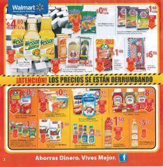 Los precios se derrumban en WALMART el salvador - 07ene15