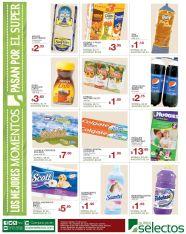 Lunes comprar ofertas en super selectos - 12ene15