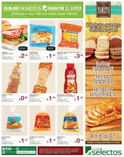 Pan super selectos BAKERY - 17ene15