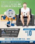 SKY satellite television ALL programs sports movie event concert