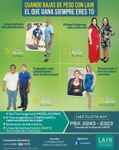 Tonifica tu salud bajando peso LAIN solutions - 26ene15