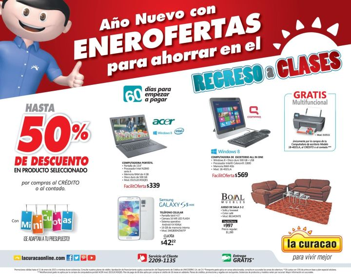 awosome promotion BACK to school computers - 10ene15