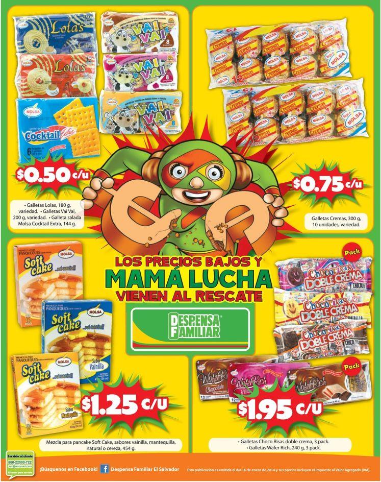 cookie fest ofertas despensa familiar - 16ene15
