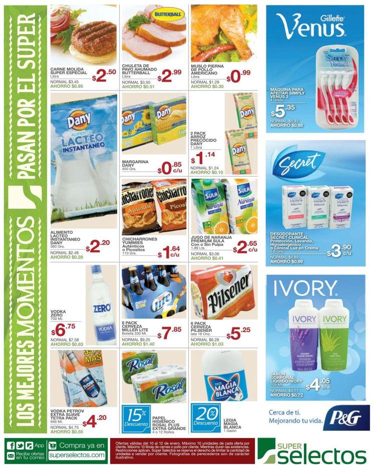 desodorante para damas SECRET clinical - 10ene15