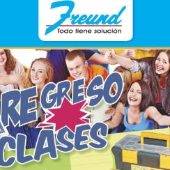 ferreteria FREUND Folleto ofertas escolar 2015