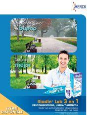 medicina para descongestion nasal ILIADIN laboratorios MERCK