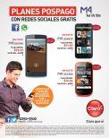 new M4 smartphone by CLARO promociones - 14ene15