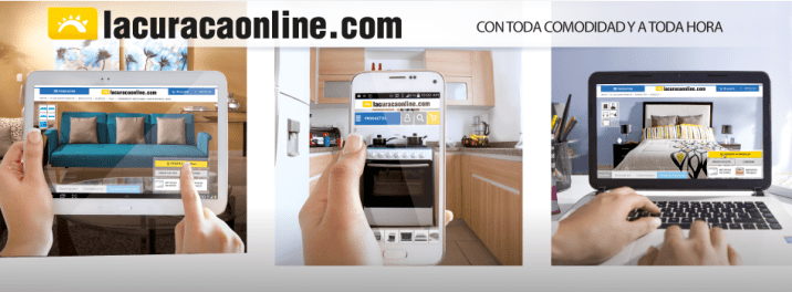 new design store online LA CURACAO 2015