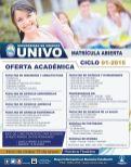 oferta acedemica en la universidad de oriente - 05ene15