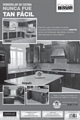 remodela tu cocina con estilo y calidad - 29ene15