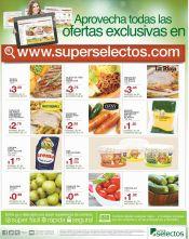 supermarket ONLINE shopping SUPER SELECTOS savings - 30ene15