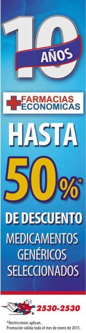visista farmacias esconomica DESCUENTOS por aniversario - 09ene15