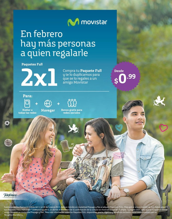 14 de febrero pasala FULL con movistar - 11feb15