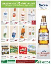 Cerveza modelo especial de venta - 27feb15