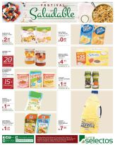 Festival de alimentos saludables en super selectos - 28feb15