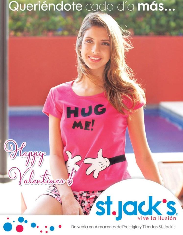 HUG Me on happy san valentines