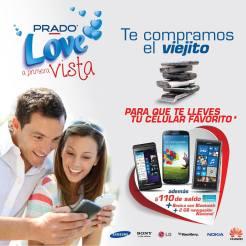 PRADO promociones de amor a primera vista - 05feb15