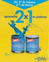 Pintura LANCO 2x1 promocion EPA - 27feb15