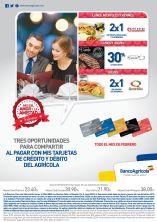 Promociones MES del amor y la amistad BANCO AGRICOLA - 02ene15