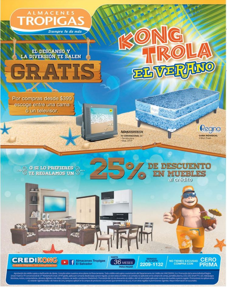 Promociones tropigas descanso y diversion en verano - 26feb15