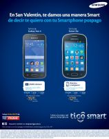 SAMSUNG gift smartphone to san valentines day - 12feb15