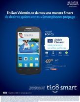 SMART gift SAN VALENTINE day by TIGO - 09feb15