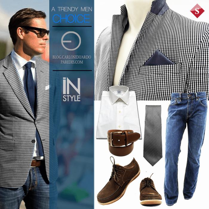 Trendy men choice fashion style ELEGANT OUTFIT
