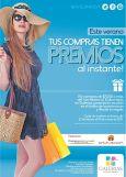Tus compras tienen premios al instante GALERIAS escalon - 23feb15