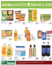 bebidas y snacks en oferta - 14feb15