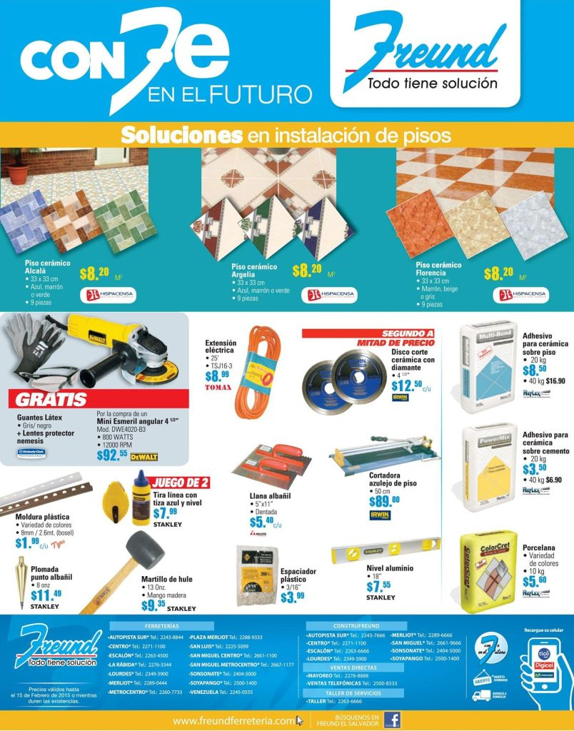 cortadora de azulejos para piso - 02ene15