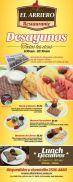 desayunos y lunch ejecutivos RESTAURANTE EL ARRIERO - 04feb15