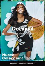 new collection DESIGUAL store multiplaza - 13feb15
