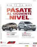 next LEVEL KIA sportage ex and sorento ex - 19feb15