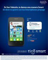 ofertas ALCATEL D1 de tigo - 02ene15