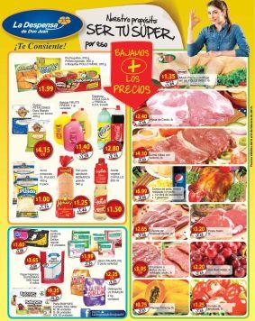 ofertas del dia en la despensa de don juan - 06feb15