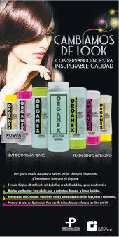 prodcutos para tu cabello ORGANEX