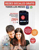 smartphone duo LOVE promociones CLARO - 12feb15