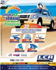 Arranca tu verano con las promociones de LCR