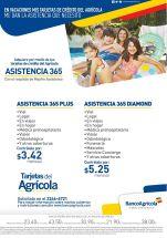 Asistencia segura en vacaciones con BANCO AGRICOLA - 09mar15