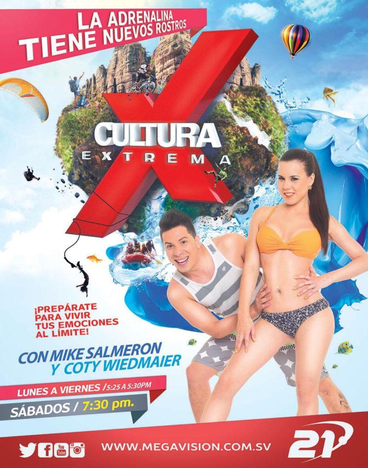 CULTURA XTREMA nuevo programa canal 21