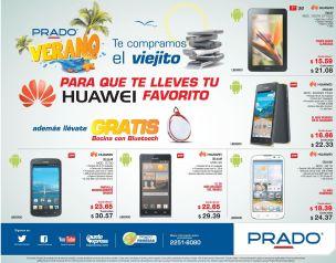 Cambia tu celular viejito PRADO te lo compra - 13mar15