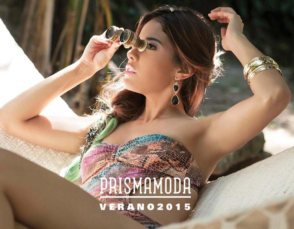 Catalogo trends Prisma Moda verano 2015