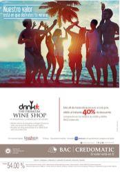 DRINK IT premium licour shop DESCUENTOS - 28mar15