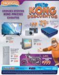 Grandes ofertas KONG precios chiquitos en tropigas - 27mar15