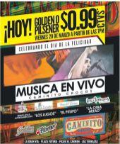 HOY celebra con tus amigos en CAMINITO CHOCOS - 20mar15