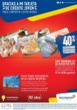 HOY viernes 40 OFF en restaurantey comida rapida Banco Agricola
